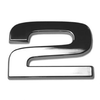 2, 3D Chromziffer